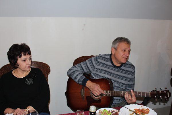 Вечер под гитару