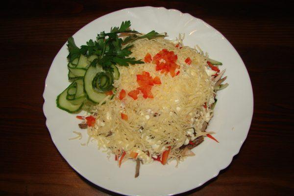 Салат «Аппетитный»