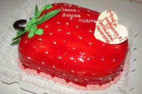 Торт именинный