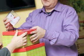 Приятно дарить подарки